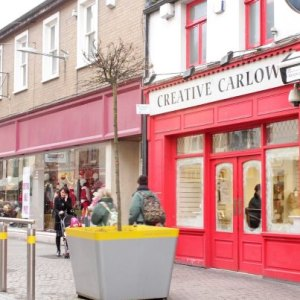 Creative Carlow pop up shop