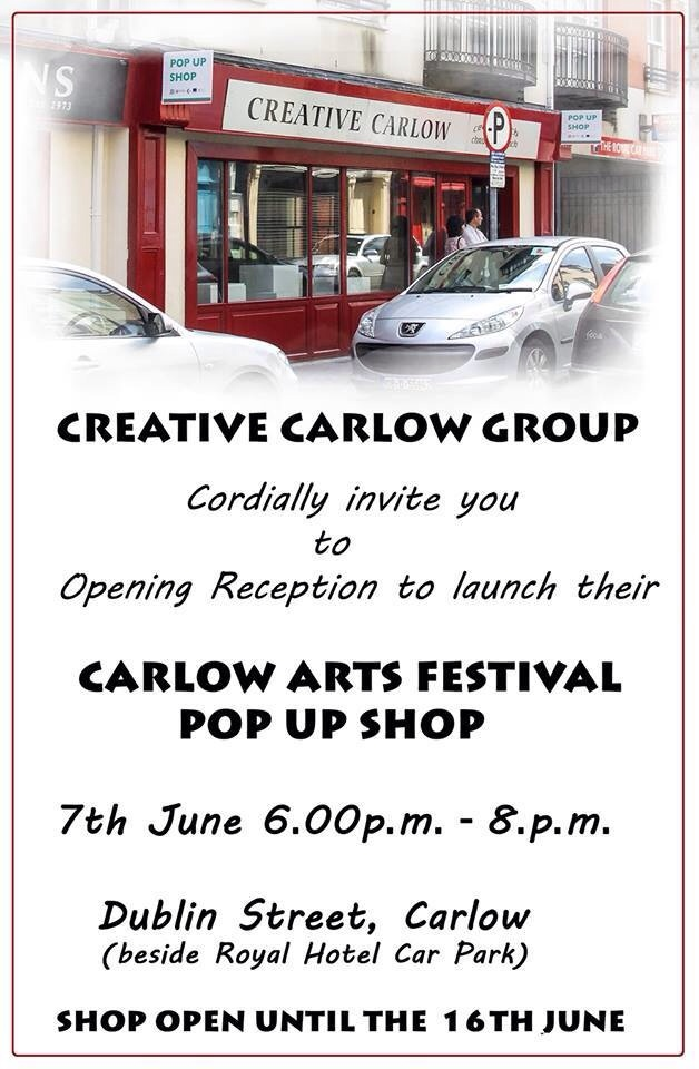 Creative Carlow Pop Up Shop Nicola Brown Fine Art Textiles