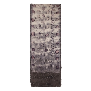 Large naturally printed wall hanging